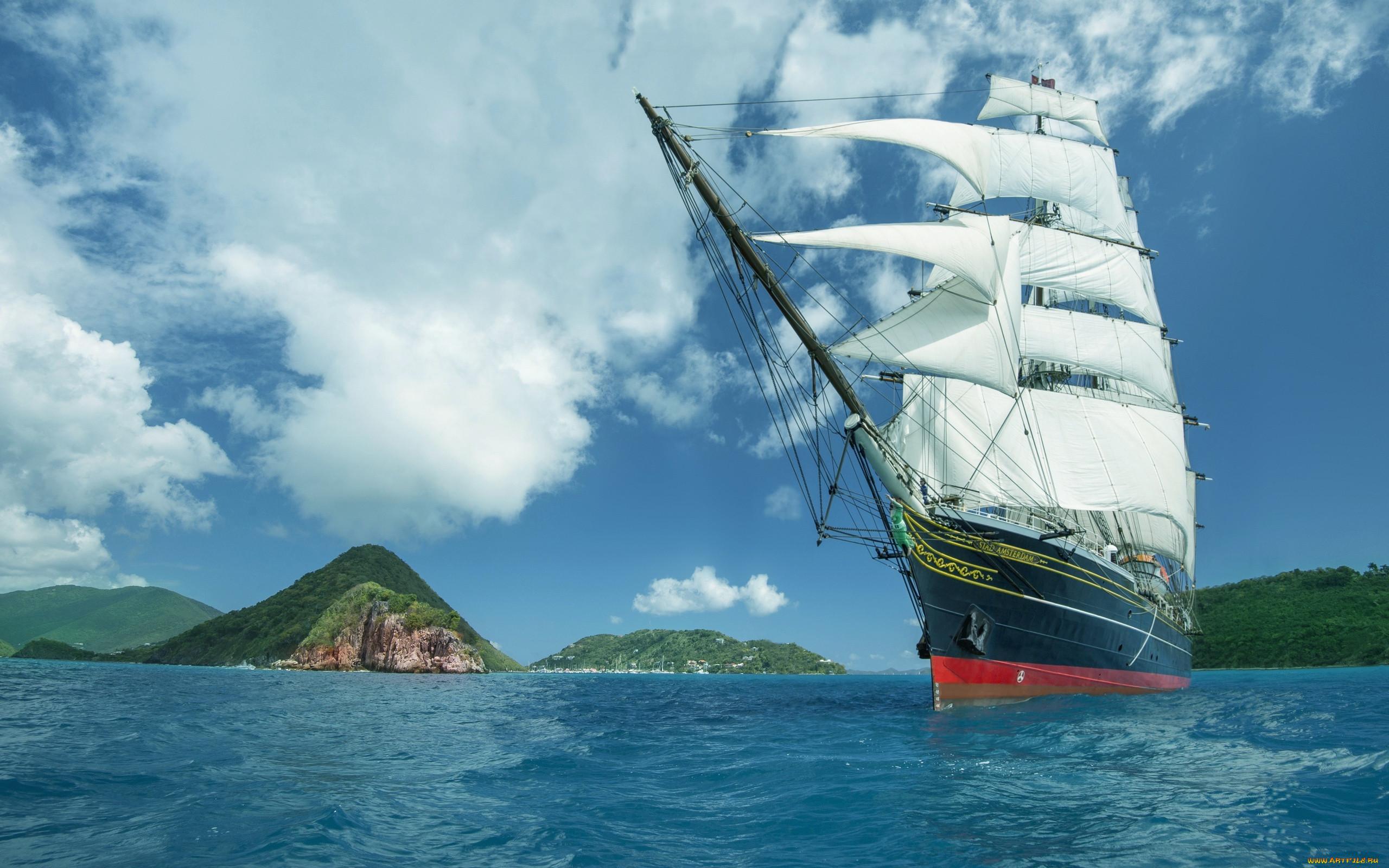 Картинки природа и корабли